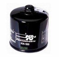 K&N(ケーアンドエヌ) オイルフィルター KN-153 ブラック DUCATI
