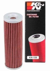 K&N KN-159 ケーアンドエヌ オイルフィルターDUCATI